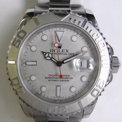f98b50073be Rolex yacht master rolesium 16622 relógio usados (€3