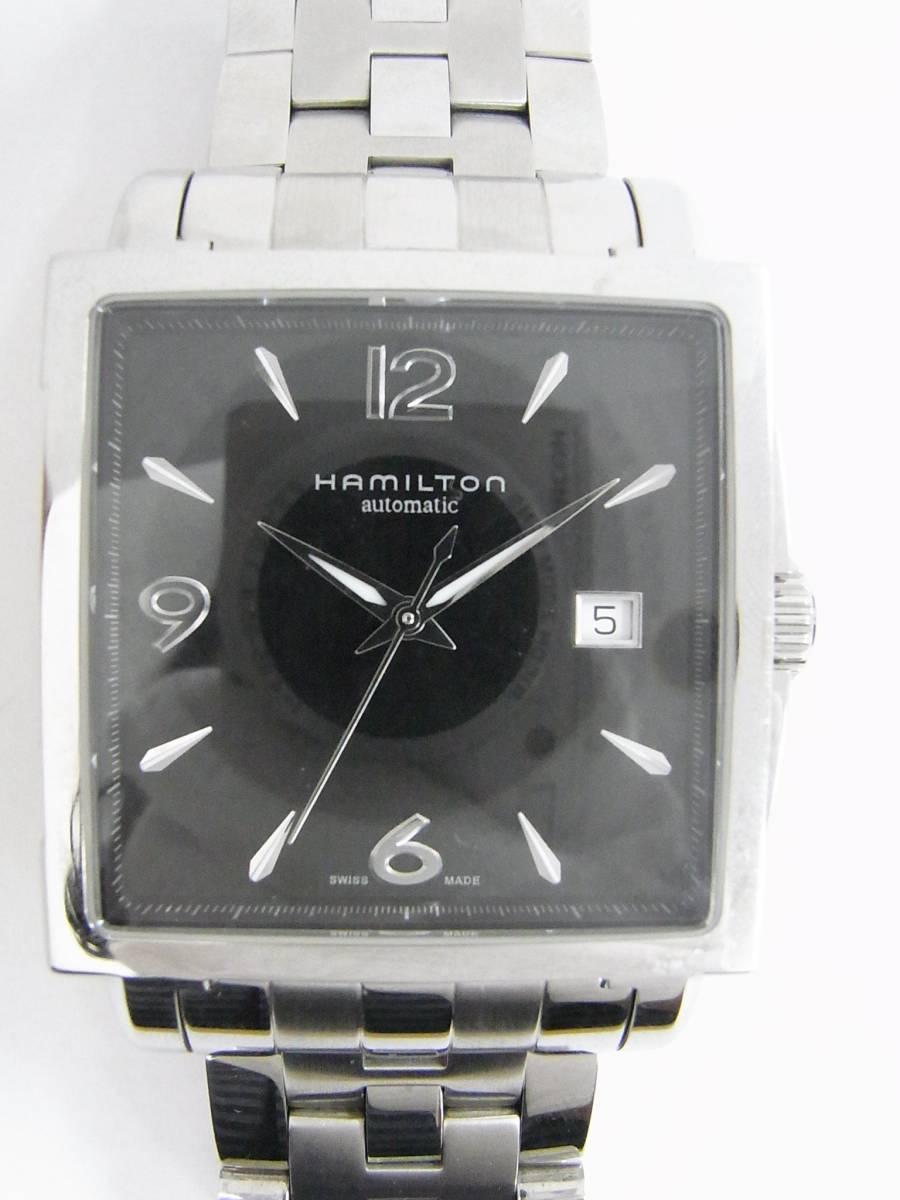first rate 84998 bd6a9 中古のハミルトン ジャズマスター スクエア H32415135 を販売 ...
