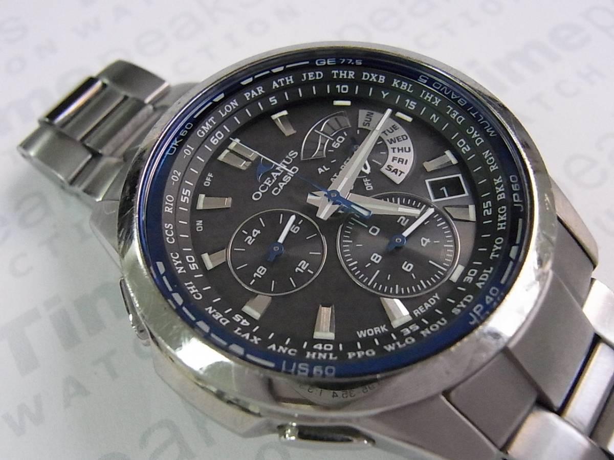 Montres Casio oceanus OCW M700 d'occasion (€157) Timepeaks  xhCip