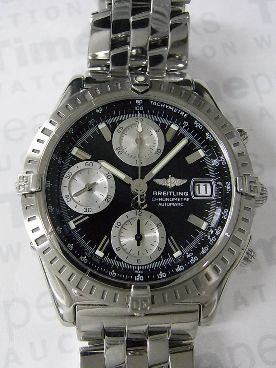 Breitling Chronomat 2000 A13352 Pre Owned Watch