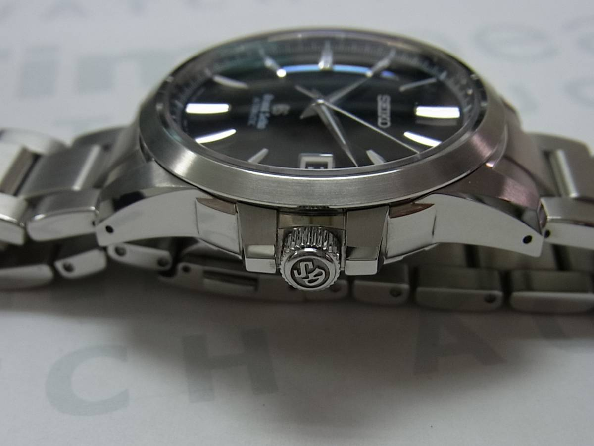 online store 6e628 df4dc Pre-owned Grand Seiko Mechanical Automatic SBGR057 watch ...