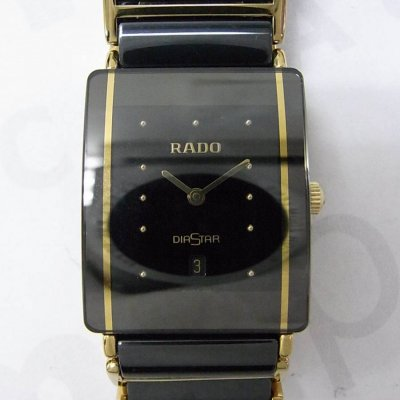776df2eaee1 Rado DIA STAR relógio usados (€38) - Timepeaks