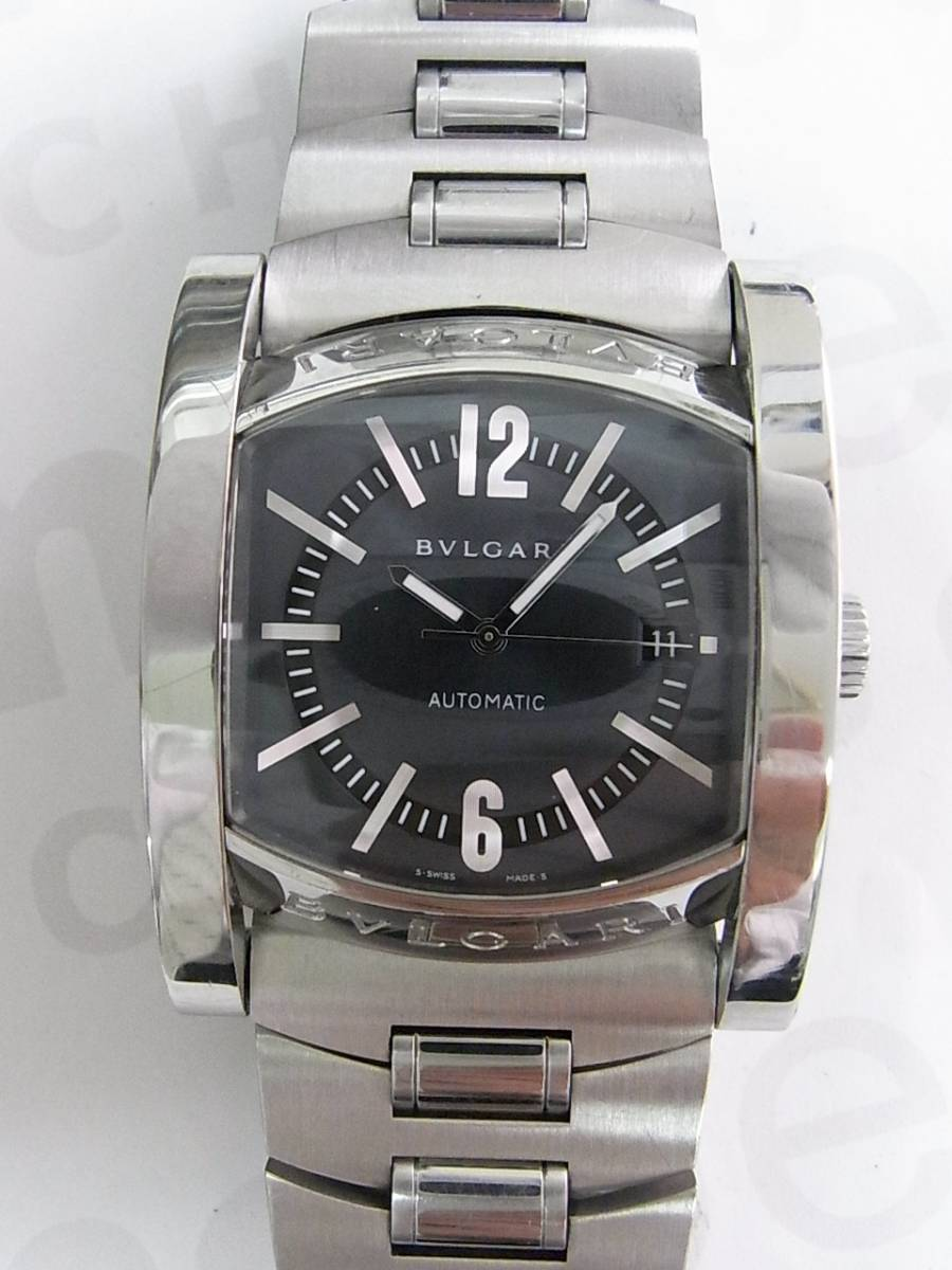 innovative design e2eff 628cd Pre-owned Bvlgari assioma AA48C14SSD watch ($1,252) for sale ...