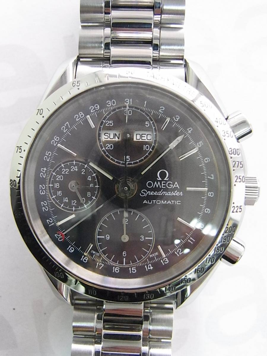 cfee915b37d Omega speedmaster day date 3521.80 relógio usados (€771) - Timepeaks