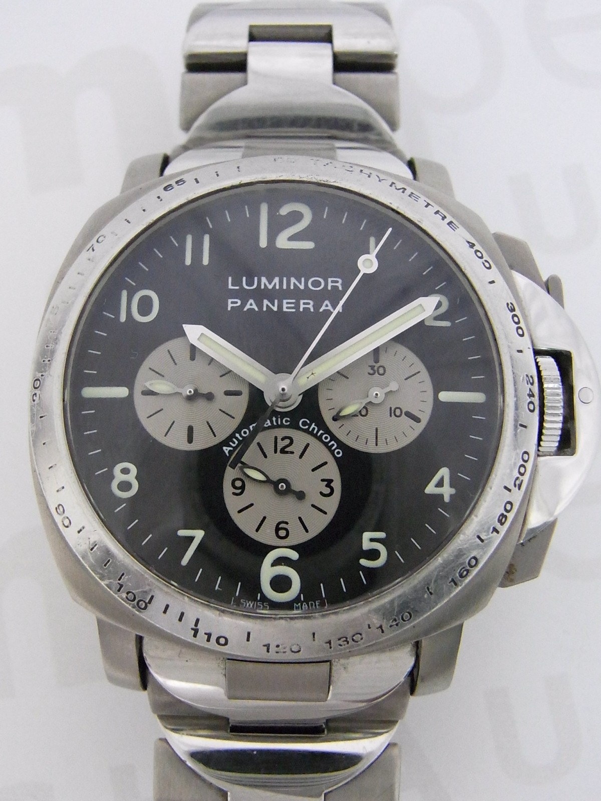 6f675032509 Panerai luminor chrono PAM00052 relógio usados (€2