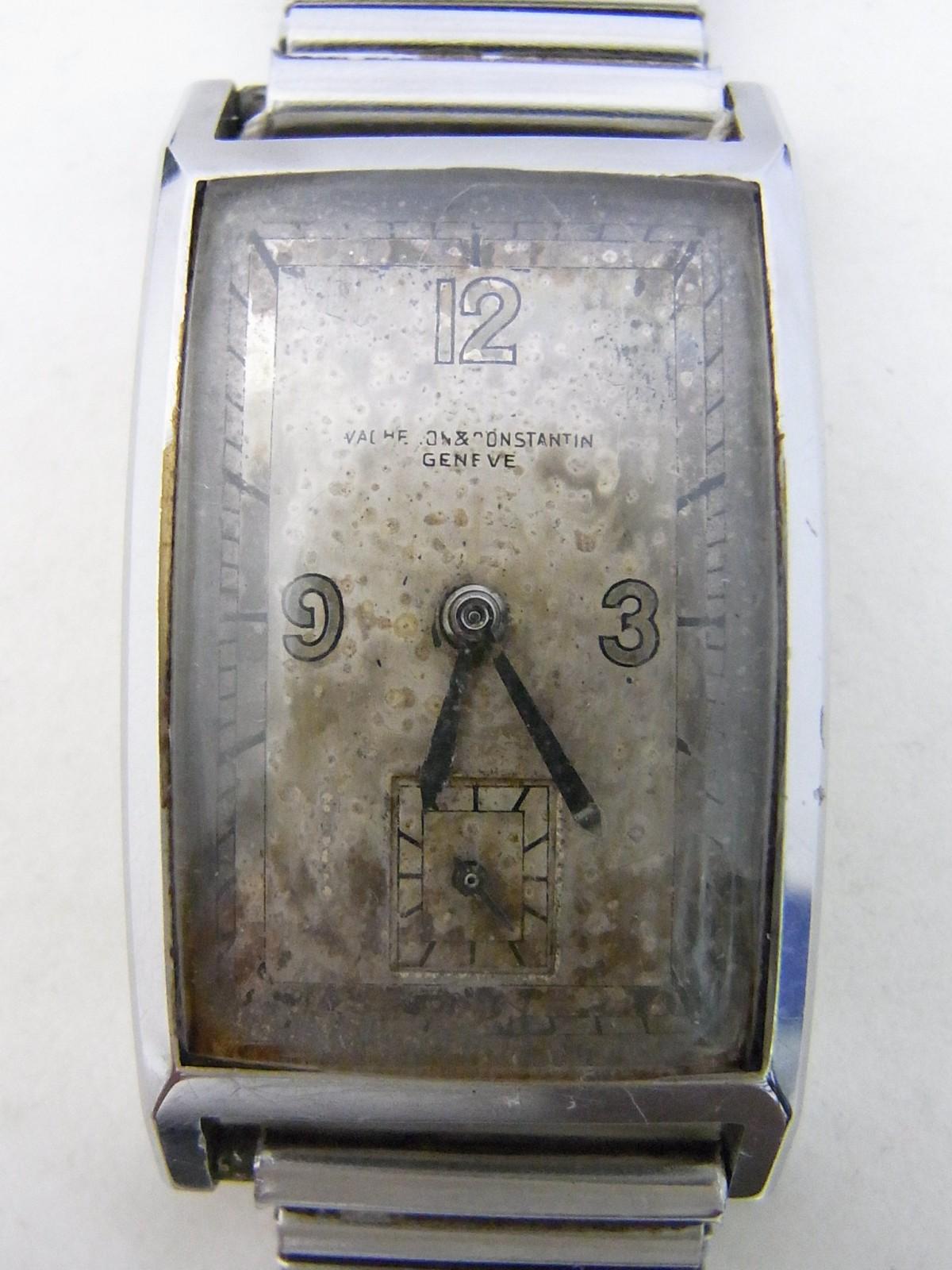 5f01dfe513a Vacheron Constantin antique relógio usados (€92) - Timepeaks