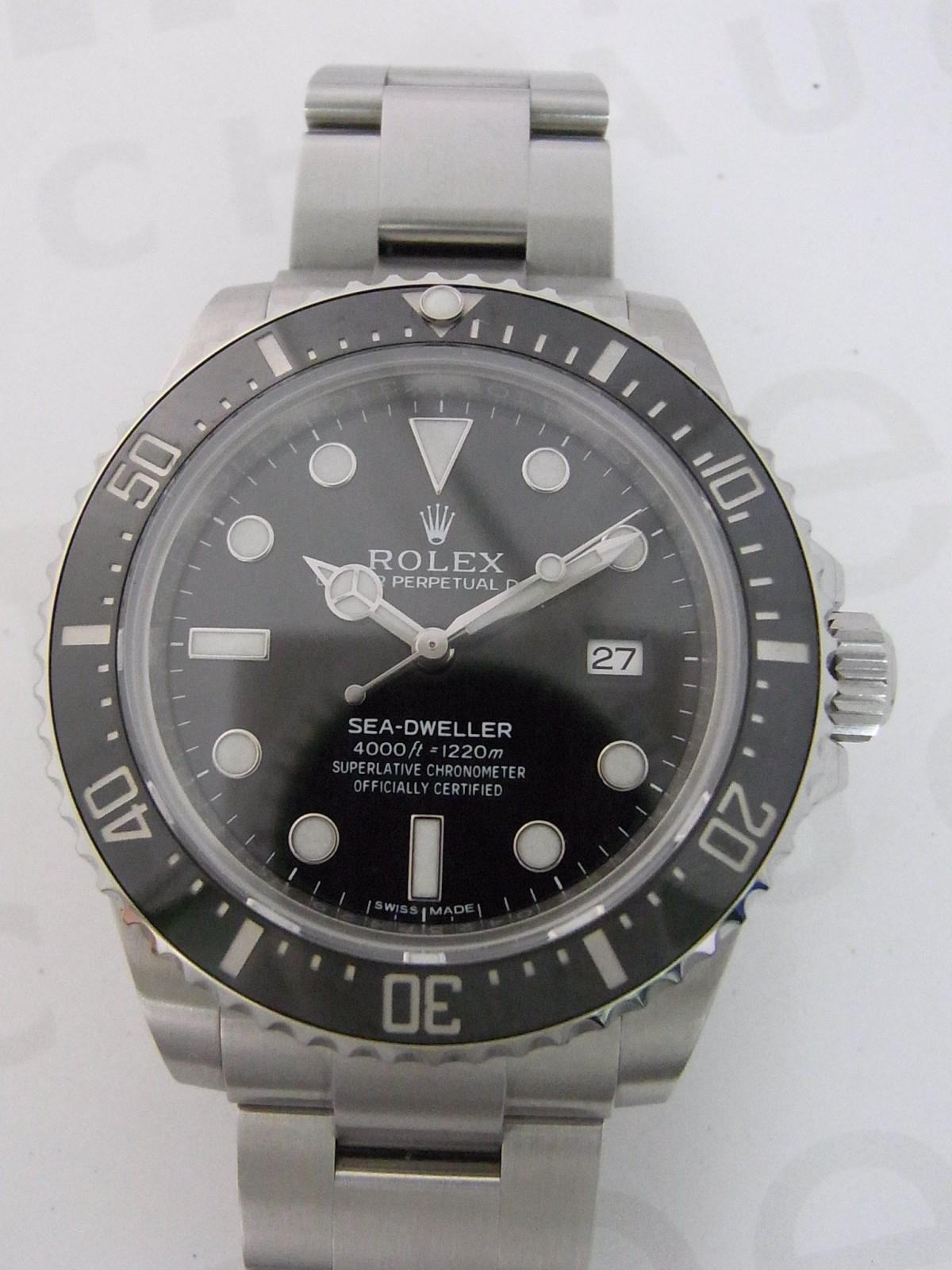 e06e81c6be3 Usato Rolex sea dweller 116600 Orologi (€3