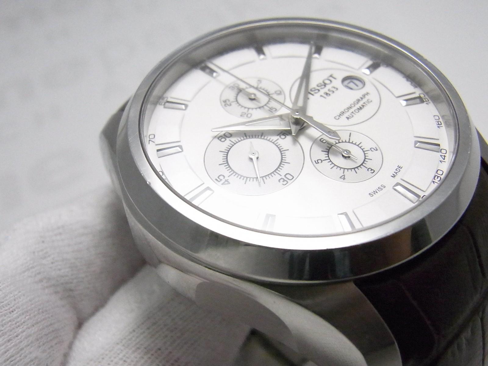 montres tissot automatic chrono d. Black Bedroom Furniture Sets. Home Design Ideas