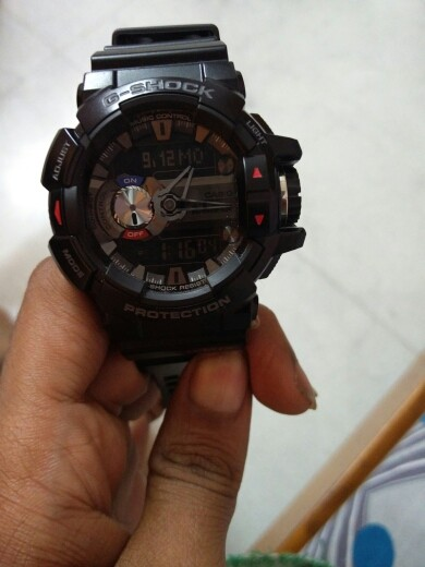 d4ffeca081e3 Relojes Casio G shock GBA 400 Bluetooth Enabled de segunda mano (€87 ...