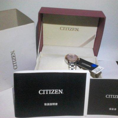 Citizen CITIZEN Watch Exceed japan Titanium Collection Eco-Drive Women's Ref.ES8064-56A
