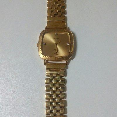 ロレックス cellini vintage 18k gold diamond 4082 ladies solid watch Ref.4082 4****
