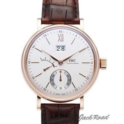 IWC Portofino Hand Wound 8 Days Big Date IW516102 [new] watch