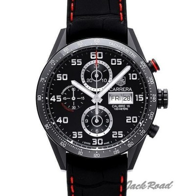 Tag Heuer Carrera Tachymeter Chronograph Day Date CV2A81.FC6237 [new] watch