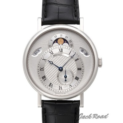 Breguet Classic Moon Phase Date Day 7337BB / 1E / 9V6 [new] watch