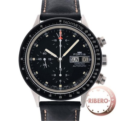 Fortis Stratford liner chronograph Remania 5100 REF.571.10.142 USED