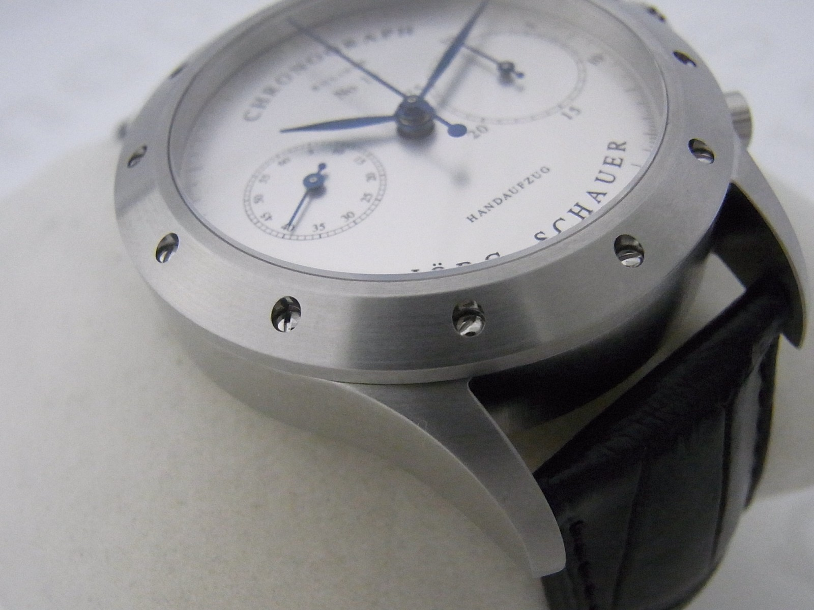 review stowa watches hands klassik leave marine on schauer