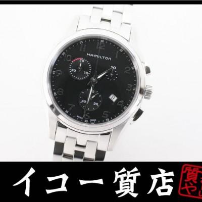 Hamilton Jazz master thin line chronograph H38612133 Quartz