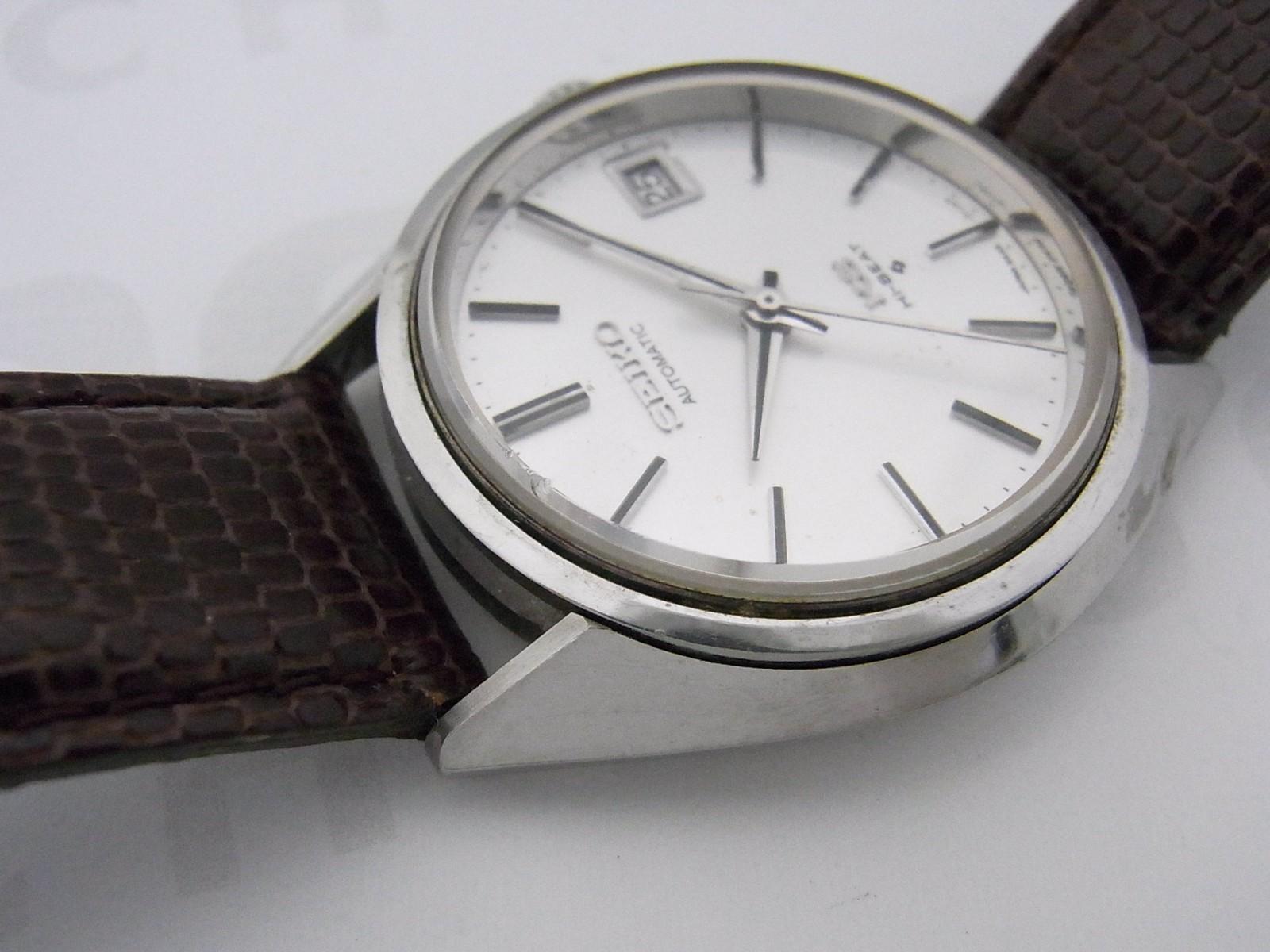Pre-owned Seiko king seiko hi-beat 5625-7110 watch (£8) for sale ...