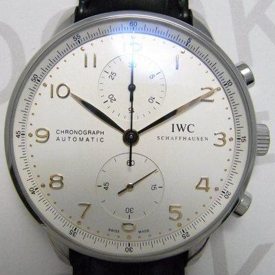 IWC portuguese chronograph Ref.IW371401