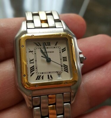 Cartier panthere Ref.187849