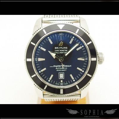 Breitling Super ocean Heritage 46 Black Dial