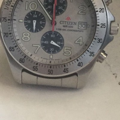 Citizen Promaster Ref.0610-H04317 K GN-4-S,
