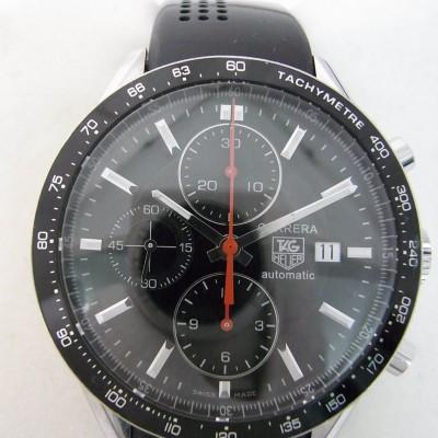 Tag Heuer New Carrera Tachymetre Chronograph Racing Ref.CV2014.FT6014