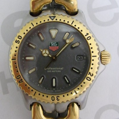 Tag Heuer professional Ref.S95.213k