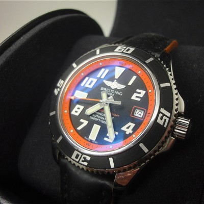 Breitling BREITLING SUPEROCEAN 42 LIMITED-EDITION A17364 Ref.A17364