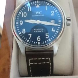 IWC マーク18 プティプランス Ref.327004