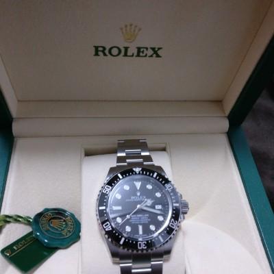 ロレックス sea dweller Ref.116600