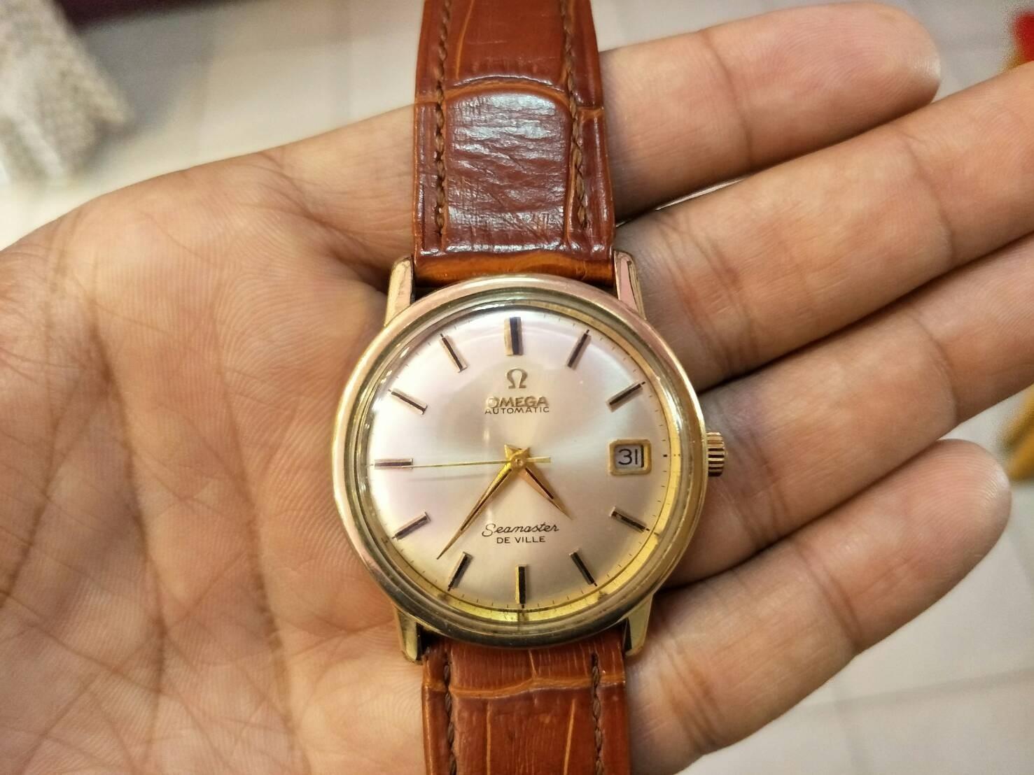 Relojes Omega seamaster deville vintage Caliber number  561 de ... f2d37ce48ba8