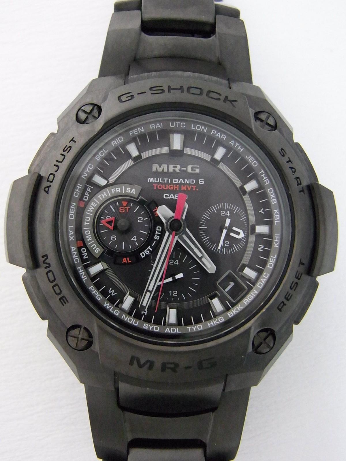 864751e340c1 Relojes Casio G shock MR-G MRG-8100B-1AJF de segunda mano (€40 ...
