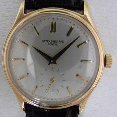 パテックフィリップ カラトラバ Ref.3923J