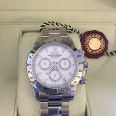Rolex daytona Ref.116520 z