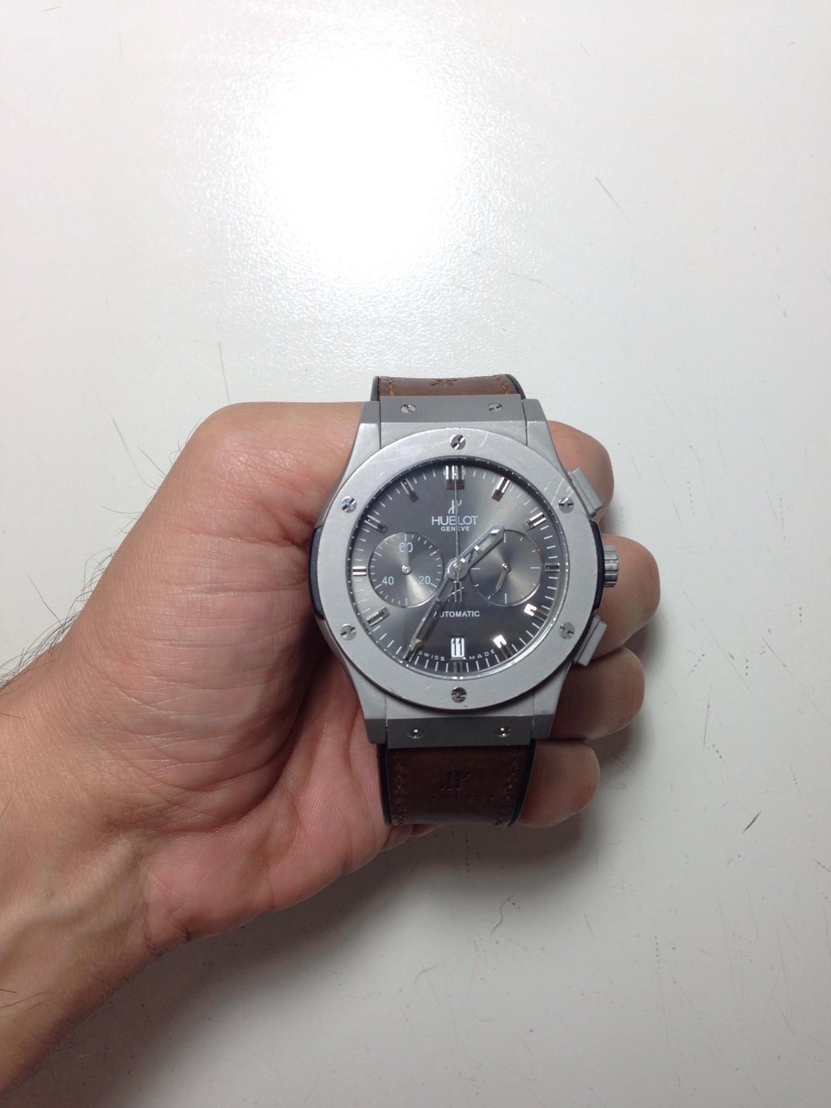 1d0367115370 Hublot big bang 582888 (Pre-owned watch) es626