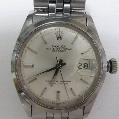 Rolex oyster perpetual datejust Ref.1600