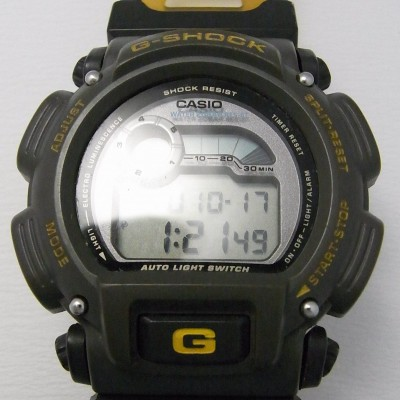G-SHOCK Ref.DW-9000