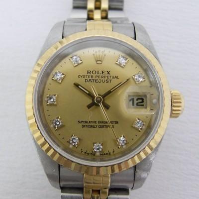 Rolex datejust Ref.69173G S43****