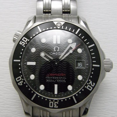 Omega Seamaster Quartz Boys size Ref.212.30.36.61.01.001