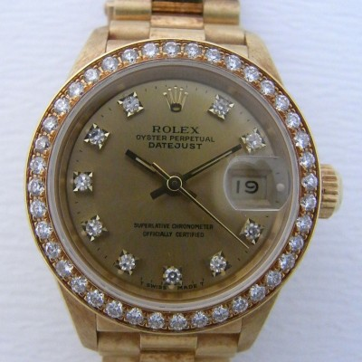 Rolex datejust ladies Ref.69138 N17****