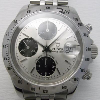fb4df0bc69d Tudor CHRONO TIME 79280P relógio usados (€390) - Timepeaks