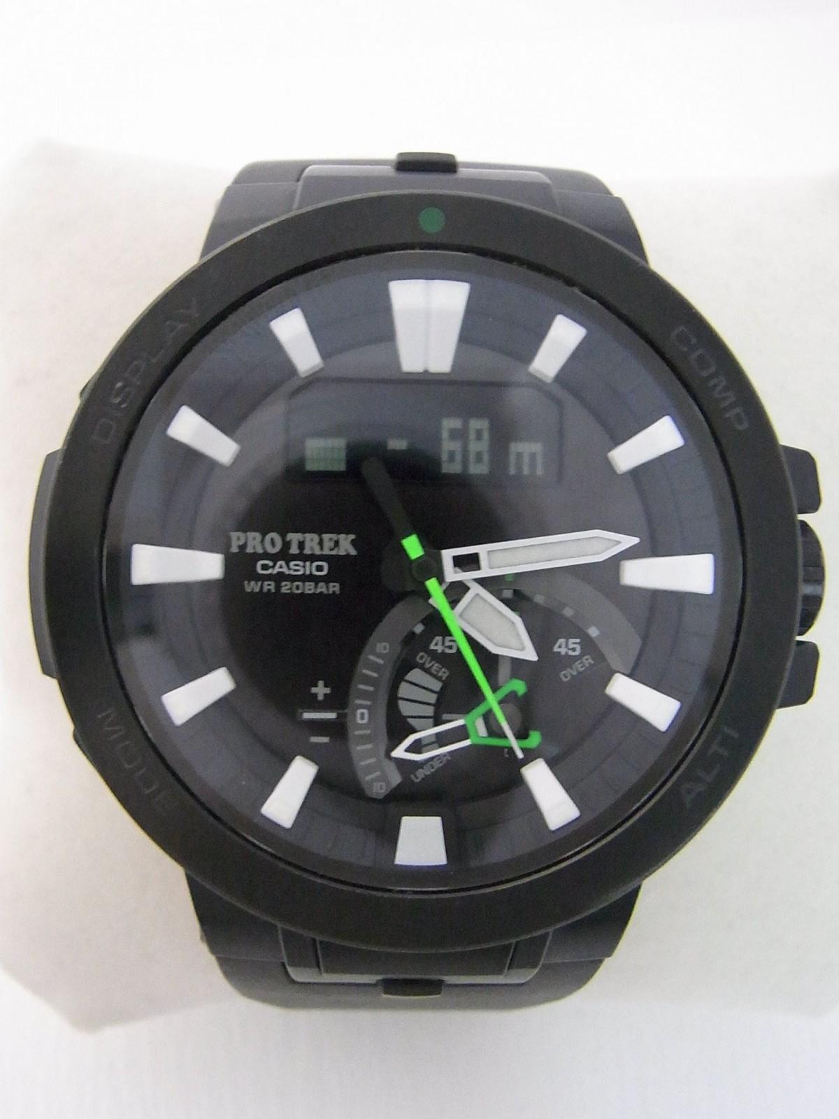 3aa135a52e3a Relojes Casio Pro Trek PRW-7000 de segunda mano (€269) - Timepeaks