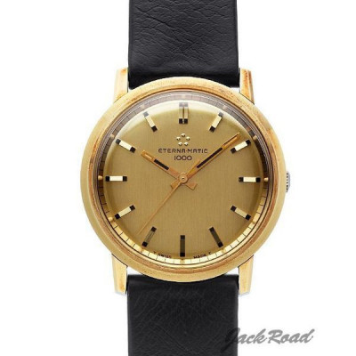 Eterna Eterna Matic 300 33-IT 【vintage】 นาฬิกา