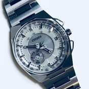 Citizen Eco Drive Ref.Eco Drive Satellite Wave CC2001-57A (FULLSET - Box