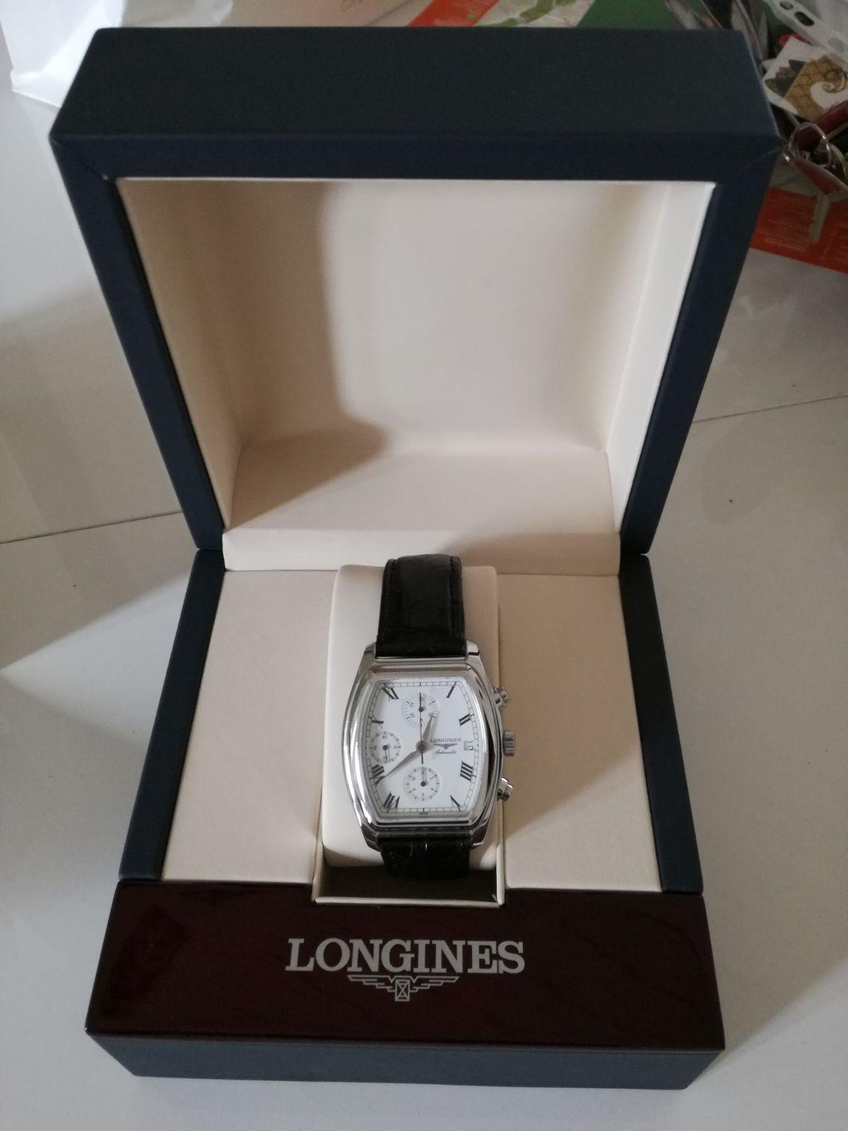 306c6887b95 Longines La grande Classique l4.684.4. relógio usados (€700) - Timepeaks