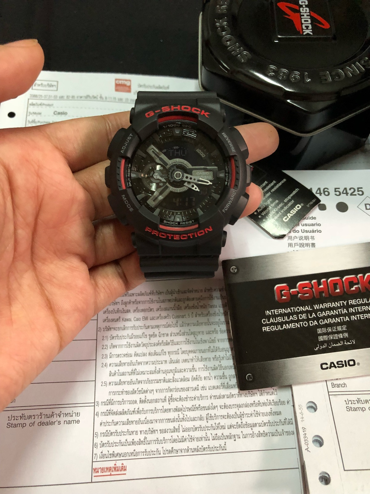 Montres Casio G SHOCK 5146 d'occasion (€97) Timepeaks  6pZzy