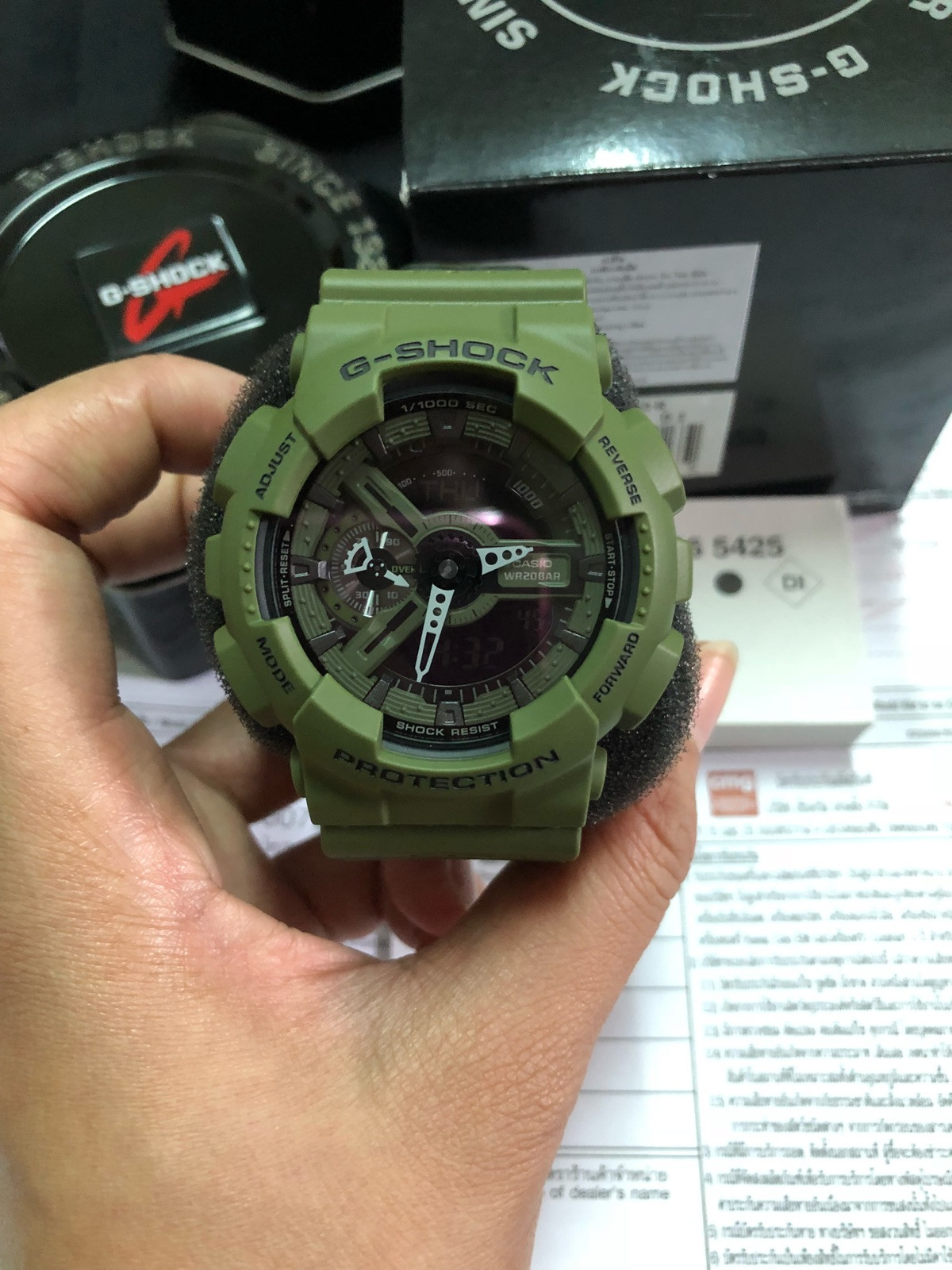 the best attitude 775b2 2cdf5 Pre-owned Casio G-SHOCK 5146 watch ($115) for sale - Timepeaks