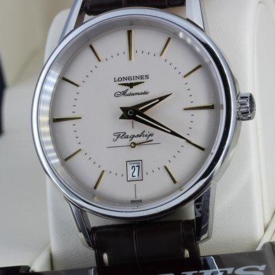 831971f2b7a  Novo  Não usado  Relógios Longines Heritage L4.795.4.78.2 à venda -  Timepeaks