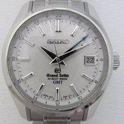 Grand Seiko HI-BEAT 36000 GMT Ref.SBGJ001